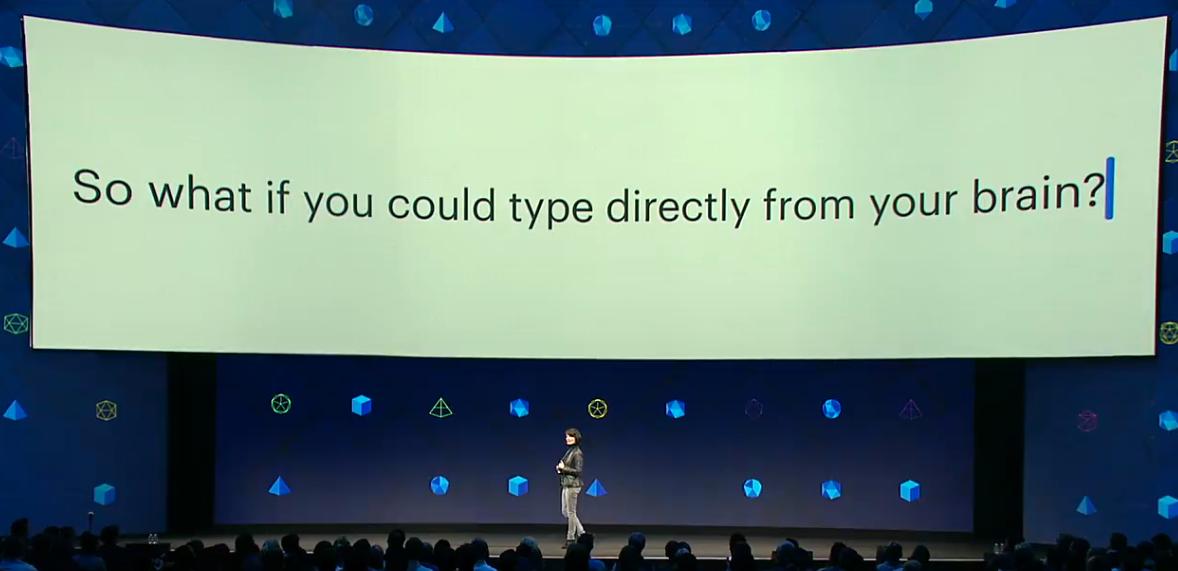 Facebook unveils Building 8: it's about brain activity decoding